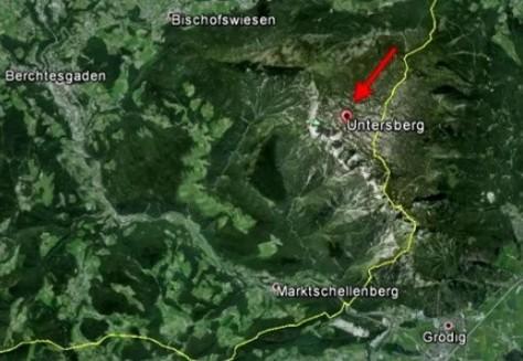 untersberg-karte