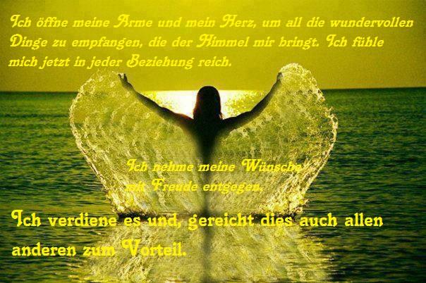 * Yvonne Shantel Michalak, Botschaften für die goldene ...